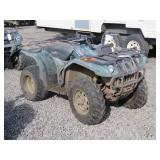 Yamaha Kodiak 450 ATV