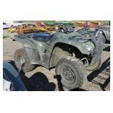 Honda Rancher Quad