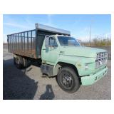 1983 Ford F-600