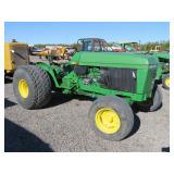 John Deere Wheel Tractor