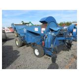 Weiss McNair 9800 PTO Nut Harvester