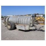 Nelson Hardie Super 80 500 Gallon Orchard Sprayer
