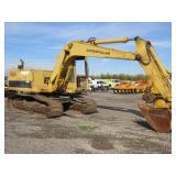 CAT 215 BLC Excavator