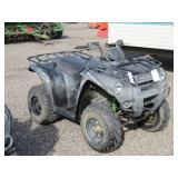 2015 Kawasaki Brute Force ATV