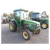 John Deere 5510 Wheel Tractor