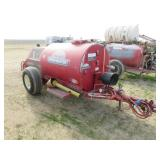 Gallon Windmill Spraymaster PTO Orchard Sprayer