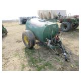 400 Gallon PTO Spray Rig