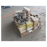 Large Lot of Assorted Pulleys & Belt Sheaves