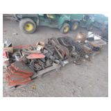 (3) Pallets of Misc. Belts, Filters, Parts & More