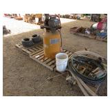 (3) Pallets of Misc. Hydraulic Rams, Project Air C