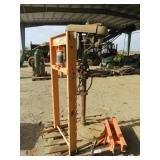 Misc. Project Press & Drill Press