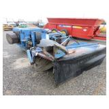 Weiss McNair Self Propelled Orchard Sweeper