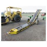 "18"" Hydraulic Driven Conveyor Belt"