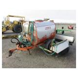 500 Gal. Rears Stainless Steel Sprayer w/ Orchard
