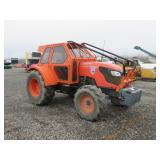 Kubota Low Profile Orchard Tractor