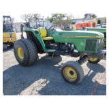 John Deere 5500 Wheel Tractor