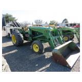 John Deere 2440 Wheel Tractor