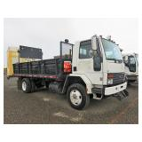1997 Ford CF7000 Attenuator Traffic Truck