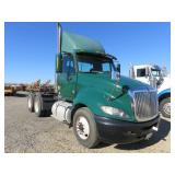 2010 International Load Star 3 Axle Tractor Truck