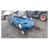 1996 Yamaha VMAX Snowmobile