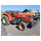 2006 Kubota M9000D TL Orchard Wheel Tractor