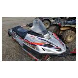 2000 Yamaha Snowmobile