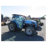 Landini Rex 105 GT Wheel Tractor