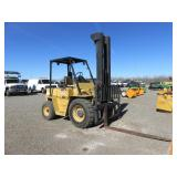 Western MT60 6,000lb Forklift