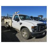 2008 Ford 350 Super Duty w/ Service Body