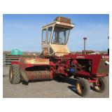 Freeman 330W Self Propelled Baler