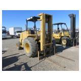 Harlow HP6500 6,000lb Forklift