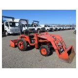 Kubota B7300 Wheel Tractor