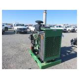 John Deere 6068 6 Cylinder Pump Engine