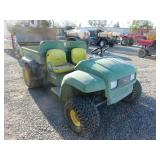 OFF-ROAD John Deere Gator 4 x 2