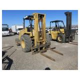 Project Harlow HP6500 6,000lb Forklift