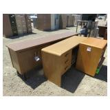 Lot of Assorted Office Furniture and Storage