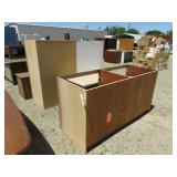 Assorted Office Furniture and Storage