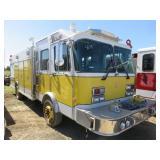 1995 Spartan FireStar 2000 Fire Engine