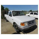 1997 Ford Ranger XL Extra Cab