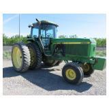 1996 John Deere 4560 Wheel Tractor