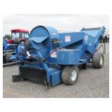 Weiss McNair 9800 Nut Harvester