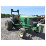 John Deere 6420L Tractor