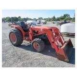 Kubota L3130 Wheel Tractor