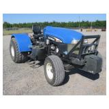 New Holland TB 120 Wheel Tractor