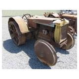 Case Wheel Tractor