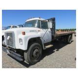 International Bobtail Truck