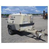 2001 Ingersoll Rand 185 Portable Air Compressor