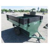 Jesse Nut Cart with Removable Extensions
