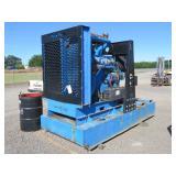 John Deere Pump Motor