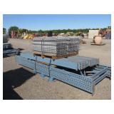 Metal Pallet Racking